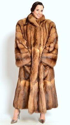 Sable Fur Coat, Fox Fur Coat, Fur Coats, Mink Fur, Skins Clothing, Women's Clothing, Fur Ankle Boots, Fluffy Coat, Fabulous Furs