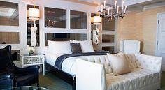 Bed + sofa