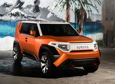the toyota FT-4X concept is a multifunctional toolbox on wheels