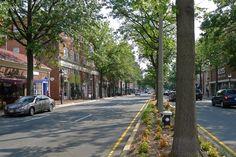 Making Streets | Build a Better Burb - Washington Street in historic Alexandria, VA