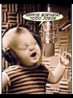 Pin by kelly janssens on verjaardagswensen pinterest happy singing birthday cards happy birthday baby singing funny cards bookmarktalkfo Image collections
