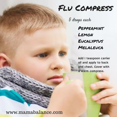 As a mom, there are few things as upsetting as having sick little ones. For a long time, I was clueless as to what to do when the boys got sick. I KNEW mainstream medicine was not for us, but I really didn't have the confidence to treat common illness any other way. So...Read More »