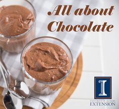 Where does chocolate come from? How is it made? But more importantly, how do you make this delicious looking mousse!