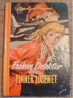 """""""Frøken detektiv finner løsenet"""" av Carolyn Keene Reading, Books, Painting, Art, Livros, Art Background, Libros, Word Reading, Painting Art"""