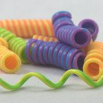 fidget toy....stretch, wrap, twist to keep focused