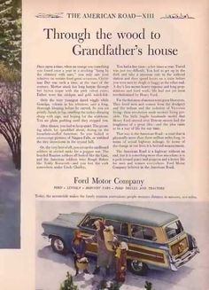 Ford Motor Company Christmas – Grandfather's House (1952)