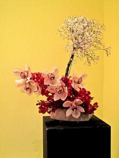 Ikebana in pink | by Marian Pollock (Weiler)
