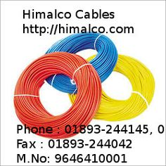 WIRE AND CABLE TYPES!   Pinterest   Cable