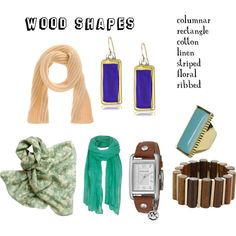 """Fashion Feng Shui Wood Shapes"" by expressingyourtruth on Polyvore"