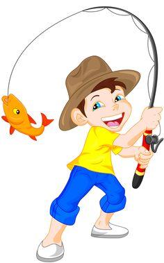 La pesca, pescar, el pescador.  El pez, el pescado