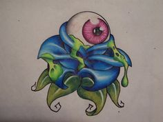 For a Halloween tattoo I'm doing this year.