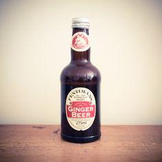 very delicious ginger beer packaging
