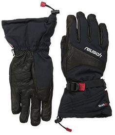 Reusch Snowsports Kelton RTex Gloves Black Small >>> Click on the image for additional details.(This is an Amazon affiliate link and I receive a commission for the sales)