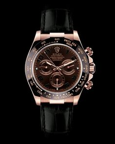 Rose Gold Rolex ?!? Ummm yes please