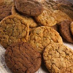 All-Bran® Refrigerator Cookies Recipe All Bran Cookies Recipe, Spice Cookies, Sweet Cookies, Cookie Recipes, Bread Recipes, Sweet Treats, Dessert Recipes, Refrigerator Cookies Recipes, All Bran Muffins