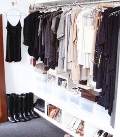 11 Closet Organization Ideas From Pinterest   WhoWhatWear.com