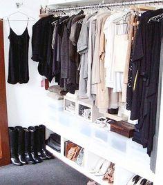 11 Closet Organization Ideas From Pinterest | WhoWhatWear.com