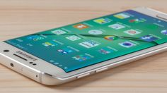 The Samsung Galaxy Edge is a gorgeous, powerful smartphone, but you& paying a pretty steep premium for curved glass. Samsung Galaxy S6, Galaxy S7, Best Android Phone, T Mobile Phones, Latest Smartphones, Cell Phone Plans, Samsung Mobile, Tablets, Iphone