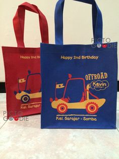 Birthday's Goodie - Car Theme