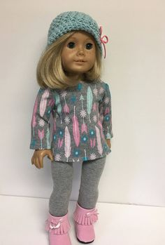 New Ideas crochet doll clothes american girl ideas American Girl Outfits, American Doll Clothes, Ag Doll Clothes, Crochet Doll Clothes, Doll Clothes Patterns, American Girls, American Girl Doll Target, Clothes 2019, Doll Patterns
