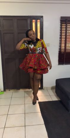 Home Coming African Print dress by Lavie by CK Latest African Fashion Dresses, African Print Dresses, African Print Fashion, African Dress, Women's Fashion Dresses, African Prints, Beautiful Dress Designs, Most Beautiful Dresses, Ankara Clothing