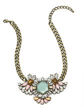 Capri Charisma Chrystal Necklace only $44!! Looks just like an Anthropology piece, right??