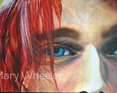 for Crowdfunding & Fundraising Websites Kurt Cobain Painting, Kurt Cobain Art, Kool Aid Hair, Fundraising Websites, Go Fund Me, How To Raise Money, Original Paintings, Mary, Art Prints