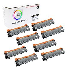 TCT Premium Compatible Toner Cartridge Replacement for Brother Black Works with Brother Printers Pages) - 8 Pack Toner Cartridge, Printers, True Colors, Nerf, It Works, Brother, Packing, Bag Packaging, Nailed It