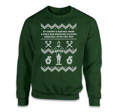 Buddy The Elf Sweater - Holiday Gift Ideas - Christmas Present – Teepinch