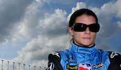 Danika Patrick. The first and only female who has taken the pole!!! NASCAR history! Daytona 2013!!!!