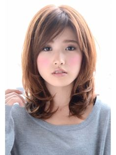 Asian Short Hairstyles For Round Faces Art Reference Pinterest