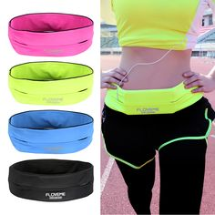 Mobile Phone Accessories Universal Waist Belts Armband Bag For Iphone Xiaomi 6.5 Inch Lycra Sport Arm Band Running Case For Samsung Huawei Pouch Let Our Commodities Go To The World