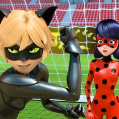 Miraculous: Tales of Ladybug and Cat Noir:
