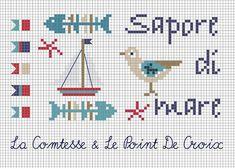 Cross Stitch Sea, Cross Stitch Needles, Cross Stitch Charts, Cross Stitch Designs, Bead Loom Patterns, Cross Stitch Patterns, Cross Stitching, Cross Stitch Embroidery, Cross Stitch Freebies