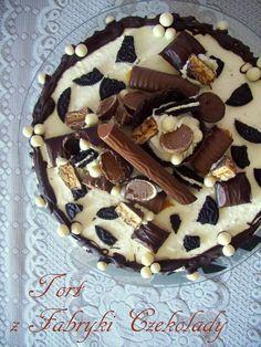 Tort z Fabryki Czekolady PRZEPIS