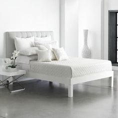 Simply Vera Vera Wang Whisper Quilted Coverlet - Full/Queen . . . to add w/ the gray duvet that I already have