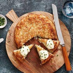 食感がたまらないジャガイモ料理「ロスティ」をご存知ですか?作り方はとっても簡単、朝のメインにもディナーのサイドディッシュとしてもオススメです。