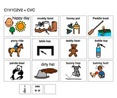 Childhood Apraxia of Speech printable picture cards Follow all of our boards at http://pinterest.com/gr8speech/boards/