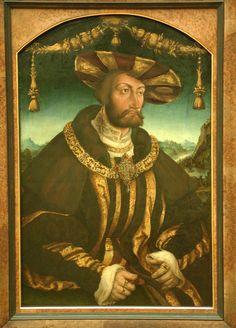 Albrecht Dürer - Portrait of Fugger