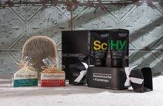 The perfect gift for the cosmopolitan male, because men deserved to be pampered too! Treat yourself or someone special to this grooming hamper, a luxury gift for the modern day man this Christmas - http://pos.li/5RPg