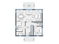 Haus CityLife 200 Grundriss EG
