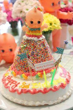 Kewpie cake Sooo cute