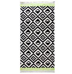love this geometric Beach towel