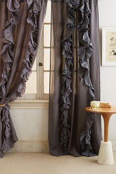Slide View: 1: Wandering Pleats Curtain