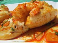 Merluza a la vasca con Thermomix Fish Recipes, Mexican Food Recipes, Ethnic Recipes, Hipster Food, Chilean Recipes, Spanish Dishes, Time To Eat, Fish Dishes, Savoury Dishes