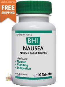 Nausea 100 tabs