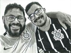 Bom dia meu amor MM. Vai Corinthians.