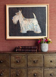 Shop for furniture, homewares, rugs, bar stools and outdoor furniture at Temple and Webster. Country Living Decor, Watercolor Projects, Red Walls, Scottie Dog, Dream Decor, House Painting, Cat Art, Illustration Art, Illustrations