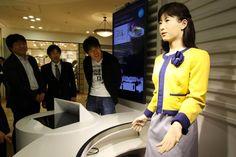 Die Roboter erobern die Arbeitswelt. Jetzt macht eine düstere Prognose des  Weltwirtschaftsforums in Davos die Runde: Die Automatisierung sei schuld.