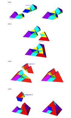 pyramid puzzle solution ancient civilizations